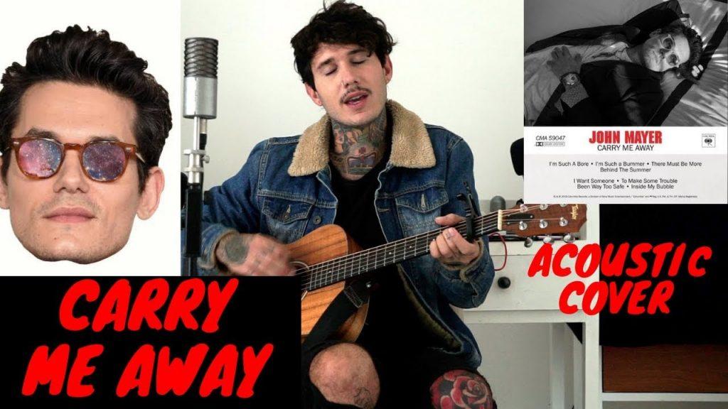 Carry Me Away Cover