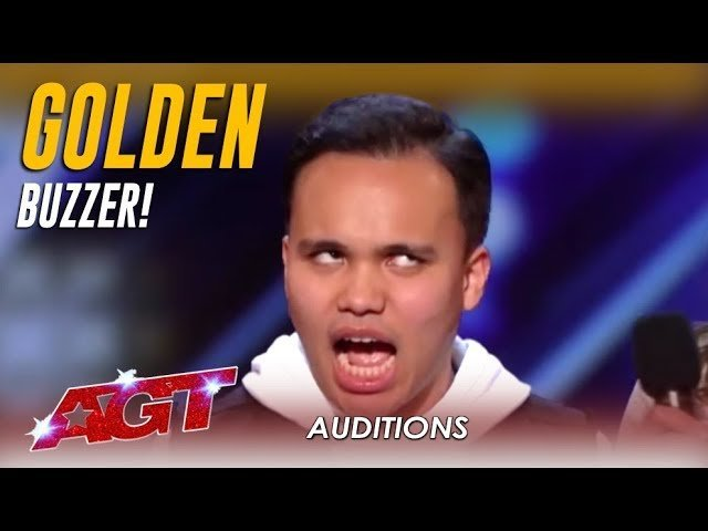 Kodi Lee Golden Buzzer