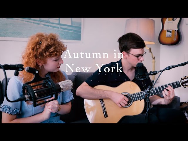 Allison Young - Chill Autumn in New York Cover feat. Josh Turner