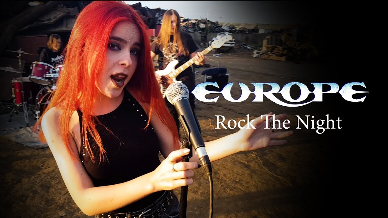 Rock The Night cover