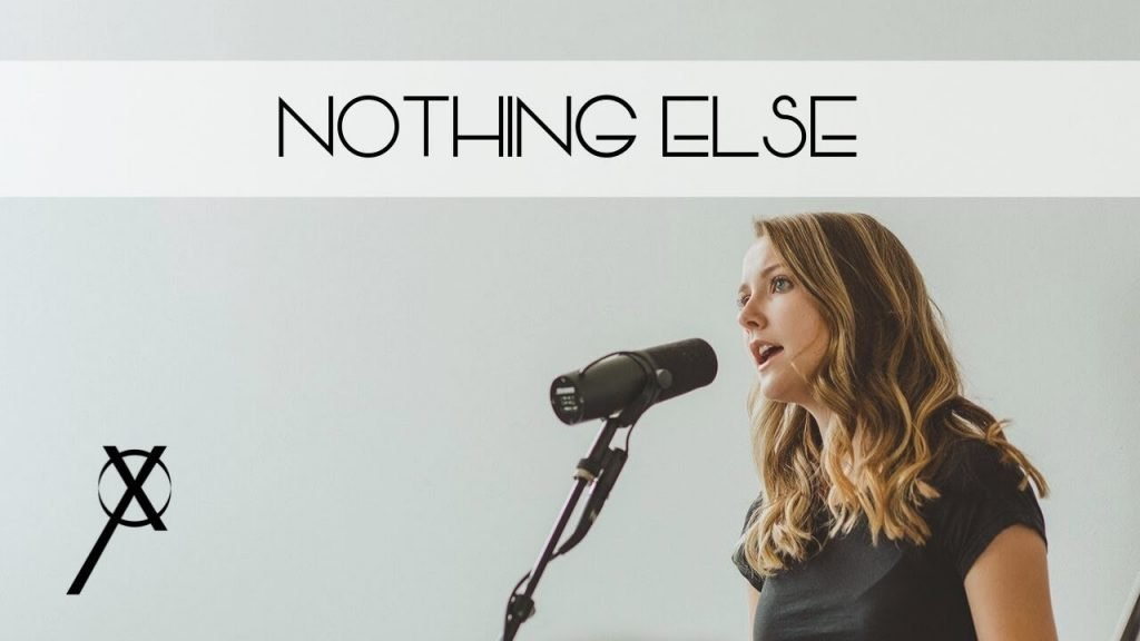 Nothing Else Cover Cross Worship