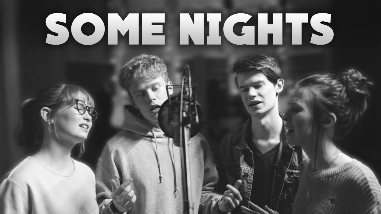Some Nights Cover