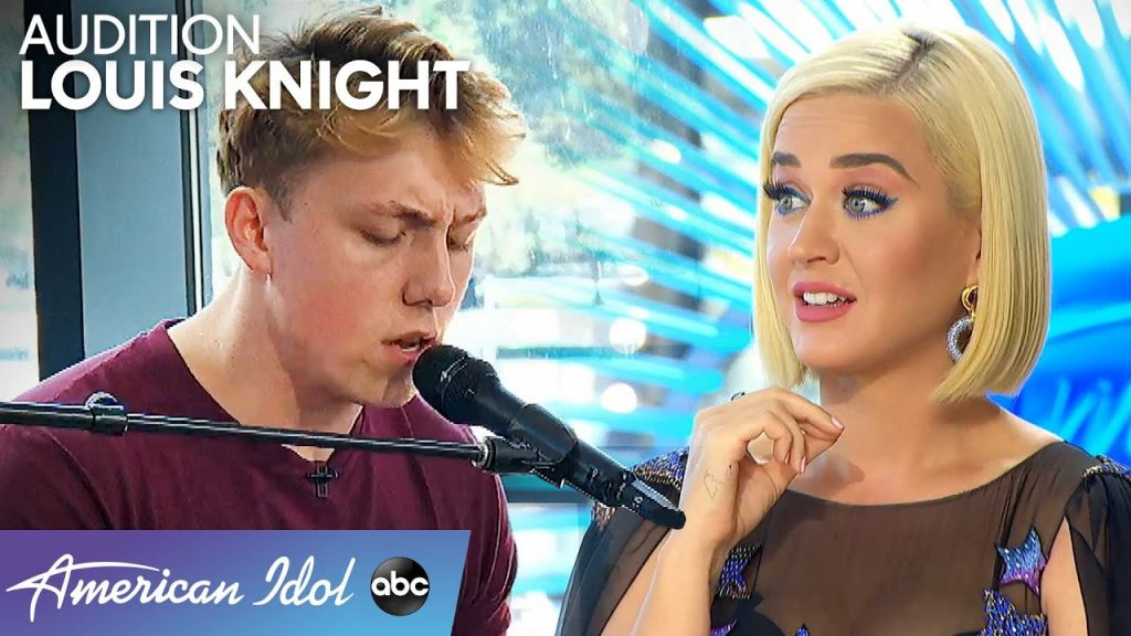 Louis Knight American Idol Audition