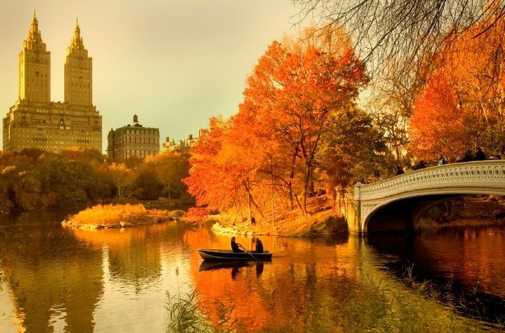 Autumn in New York Josh Turner
