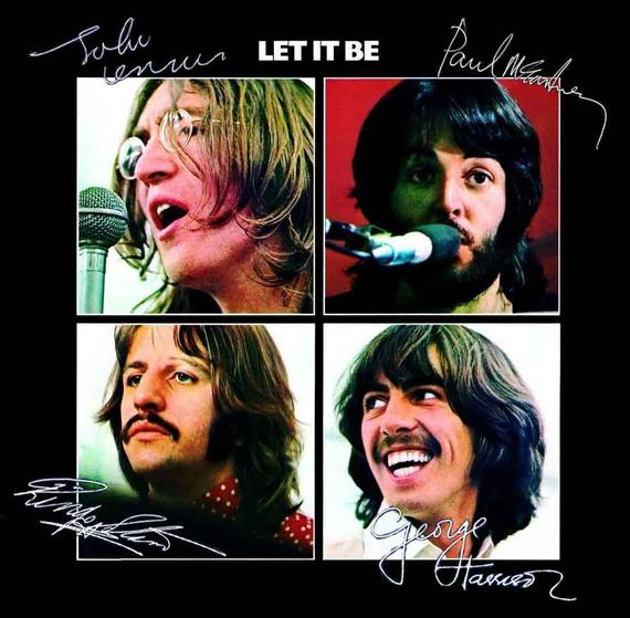 let it be covers