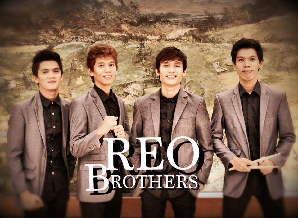 REO Brothers Bee Gees